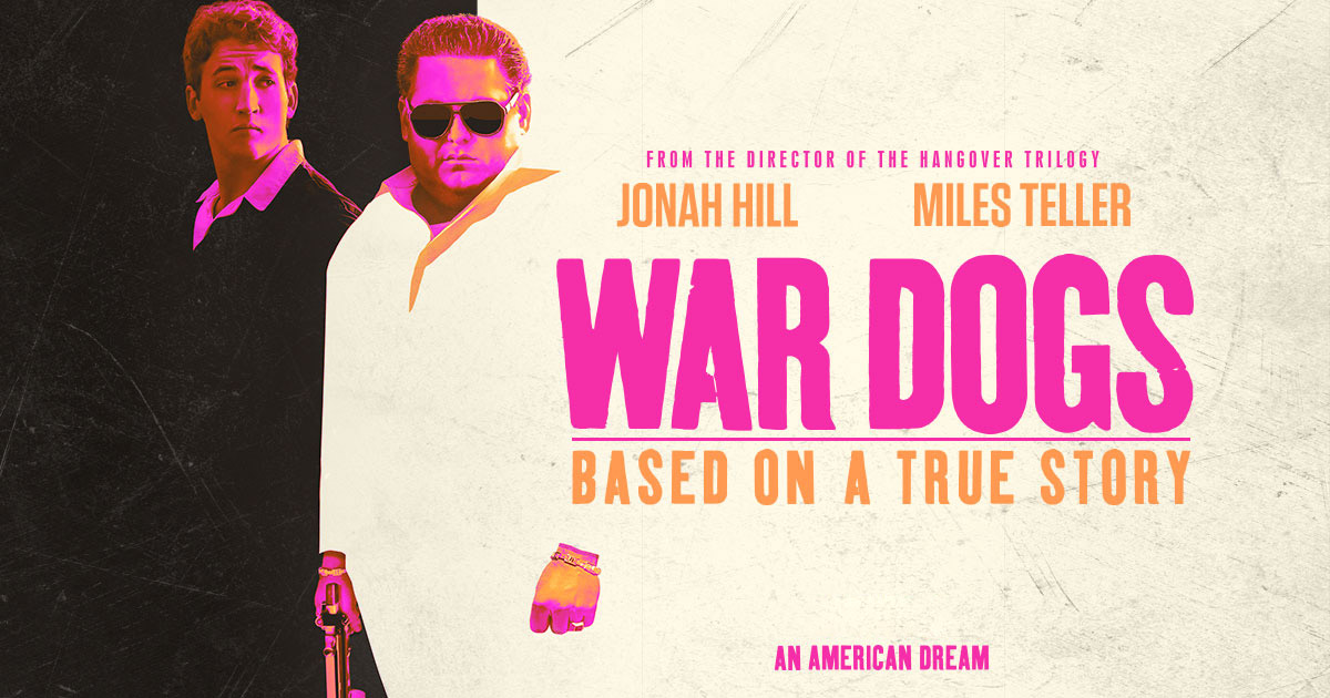 Watch War Dogs (2016) Full English Movie online and download Free